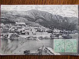 MONACO - MONTE CARLO - Vue Prise De Monaco. (vue Générale) - Monte-Carlo
