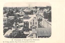 British Guyana / 17 - Georgetown - Panorama - Antilles