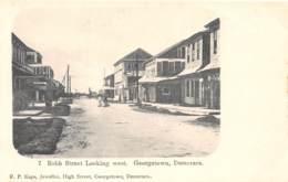 British Guyana / 18 - Georgetown - Robb Street Looking West - Antilles