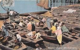 British Guyana / 26 - Georgetown - Market Boats - Antilles