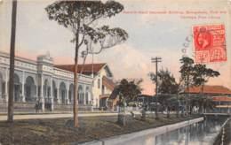 British Guyana / 32 - Georgetown - The Hand In Hand Insurance Co's Building - Défaut - Décollée - état - Antilles