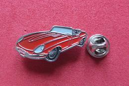 Pin's,Voiture JAGUAR E 1961, Oldtimer - Jaguar