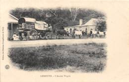 Lesotho / 04 - Ancien Wagon - Lesotho
