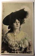 Vintage Postcard . Edwardian Actress Miss Zena Dare C1906 - Théâtre