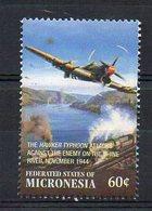 MICRONESIA. WW2. WORLD WAR II. MNH (2R1715) - Militares