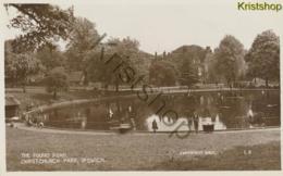 Ipswich - The Round Pound - Christchurch Park [AA34-0.482 - Royaume-Uni