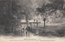 CPA 91 - EPINAY SOUS SENART - LE LAVOIR DE BRUNOY - Epinay Sous Senart