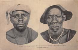 Malawi / 02 - Vieillards Indigènes - Malawi