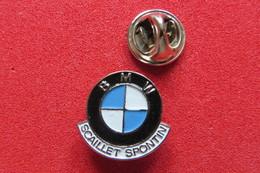 Pin's,Voiture, BMW GARAGE SCAILLET SPONTIN - BMW