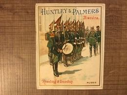 HUNTLEY & PALMERS Fabricants De Biscuits Et De Gâteaux - Confiserie & Biscuits