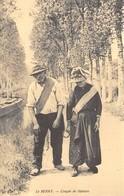 Le Berry - Couple De Haleurs - Halage - Cecodi N'1345 - Frankrijk