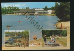 Beekse Bergen - Strand En Speelland  [AA34-0.986  - Gelopen Met Postzegel - Holanda