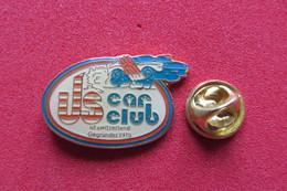 Pin's,Voiture, US-CAR CLUB SWITZERLAND, Limitée - Badges