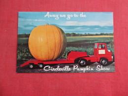 Circleville  Pumpkin Show Ohio  Ref 3116 - Pubblicitari