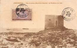 Mauritanie / 04 - Baie Du Lévrier - Le Blockhaus - Belle Oblitération - Mauritanie