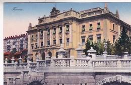 FIUME. PH. R . VIENA IX. NON CIRCULEE CIRCA 1910's - BLEUP - Kroatië