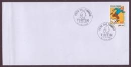 Année 2000 - N° 3303 - Fête Du Timbre : Tintin Et Milou - Env. 1er Jour - Obl. L'Isle-Adam 11 Mars 2000 - FDC