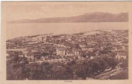 FIUME. V.UFF. REV. ST TERNI. IPA CT. NON CIRCULEE CIRCA 1910's CPA - BLEUP - Kroatië