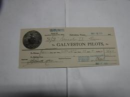 GALVESTON    -- TEXAS  ---     GALVESTON PILOTS  DR. - Stati Uniti