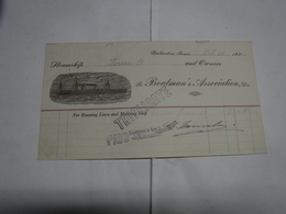 GALVESTON    -- TEXAS  ---    BOATMAN'S ASSOCIATION DR. - Etats-Unis