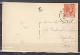Postkaart Van Echternach Naar Kapellen Belgie - Luxembourg
