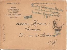 1900 Jeux Olympiques Paris Dans Le Cadre De L'Exposition  Universelle :franchise N°3. - Summer 1900: Paris