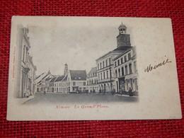 NINOVE  -  Groote Markt  -  Grand'Place - Ninove