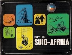 DIT IS SUID-AFRIKA - GUIDE TOURISTIQUE - Libros, Revistas, Cómics