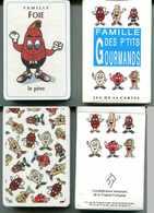 Jeu Des 7 Familles : Des P'tits Gourmands - Cartes à Jouer Classiques