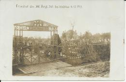 Vladsloo Friedhof Des Inf. Regt. 361 (1915) - Diksmuide