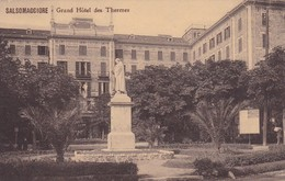 SALSOMAGGIORE. GRAND HOTEL DES THERMES. NON CIRCULEE CIRCA 1900's CPA - BLEUP - Parma