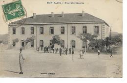 Corse - Bonifacio - Nouvelle Caserne - France