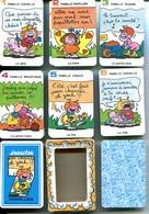 Jeu Des 7 Familles : Les P'tits Insectes - Cartes à Jouer Classiques