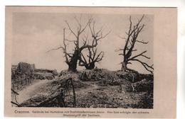 494,  Feldpost,  Craonne, Frankreich - Guerra 1914-18