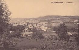 SALSOMAGGIORE. PANORAMA. NON CIRCULEE CIRCA 1900's CPA - BLEUP - Parma
