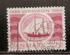 DANEMARK   N°  805  OBLITERE - Danemark