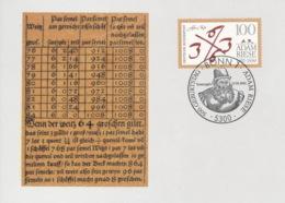 BRD 1612 Maximumkarte - BRD