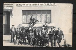 FRANCE MEUSE Maison Forestière Des Corbeaux  Garde Forestier - France