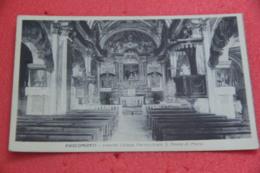 Cuneo Pascomonti Di Mondovì Interno Della Chiesa S. Nome Di Maria NV - Italia