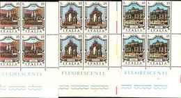 74843) ITALIA-QUARTINA- Fontane - 1ª Emissione - 10 Novembre 1973 -MNH** FOTO INDICATIVA - 6. 1946-.. Repubblica