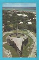 Fort Fincastle, Nassau, Bahamas [#4450] - Bahamas