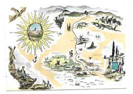 13/ BOUCHES Du RHONE... Les 32 Vents Qui Soufflent En Provence. Les ALPILLES, BAUX, TARASCON, EYGUIERES, SAINT REMY,... - Autres Communes