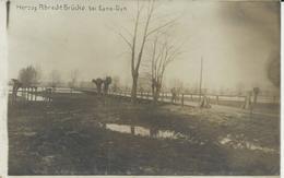 Vladslo Herzog Albrecht Brücke Bei Eyns-Dyk (1916) - Diksmuide