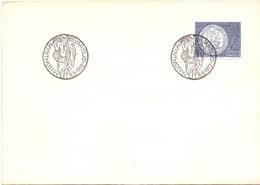 SVERIGE SVARTSJO  MYNTMOTIV 1972 COVER   (GEN190002) - Svezia