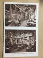 WIEN Vienna - Hotel Cafe Restaurant Excelsior - Wien 1 Rotenturmstrasse 24 - Vienna