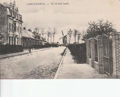 LANGEMARCK DE GROTE BAAN - Langemark-Poelkapelle