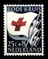Pays-Bas 1953  Mi. Nr: 619 Rotes Kreuz   Neuf Sans Charniere / MNH / Postfris - Neufs