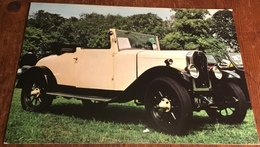 Swift 1929 - 1098cc ~ Dennis Productions Postcard - Passenger Cars