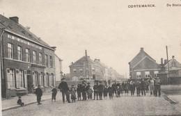 CORTEMARCK DE STATIE - Langemark-Poelkapelle