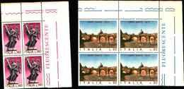 74853) ITALIA-QUARTINA- Anno Santo - 24 Marzo 1975 -MNH** - 6. 1946-.. Repubblica